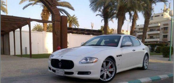 Maserati Quattroporte For Sale                         in Jeddah