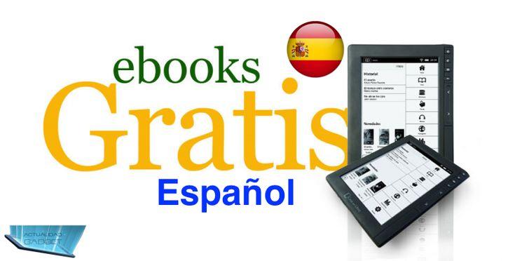 Mejores páginas para descargar libros electrónicos gratis - http://www.actualidadgadget.com/descargar-libros-gratis/
