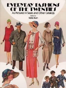 vintage 1920s ladies clothes fashion guide flapper era. Black Bedroom Furniture Sets. Home Design Ideas
