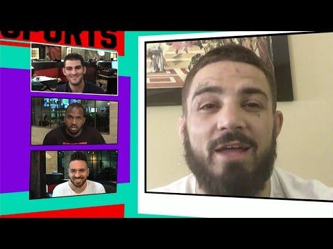 UFC's 'Platinum' Mike Perry Says He May Have Ended Jake Ellenberger's Career | TMZ Sports
