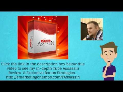 Check out this exclusive review of the Tube Assassin Xtreme. >> Tube Assassin Xtreme Review & Bonus --> https://www.youtube.com/watch?v=RhhpBzf3DZ0