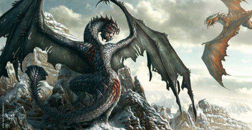 Animal Spirit Guides Meanings: Dragon Spirit Guide