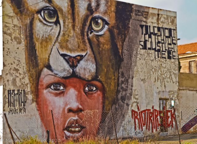 South Africa; Street Art in Johannesburg - Mallory on TravelMallory On Travel