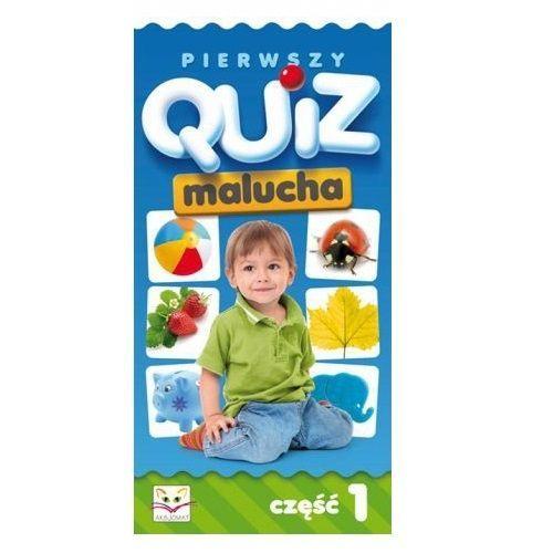 Aksjomat Pierwszy quiz malucha - katalog produktów dla dzieci na Babyonline.pl