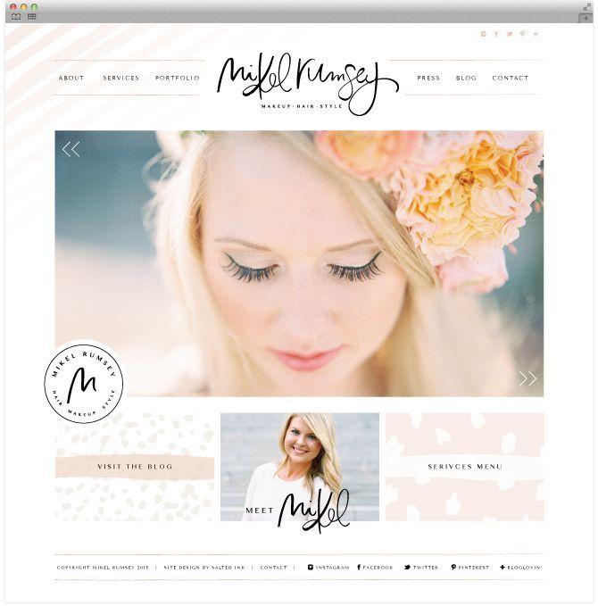 544 best images about Web Design Inspiration on Pinterest