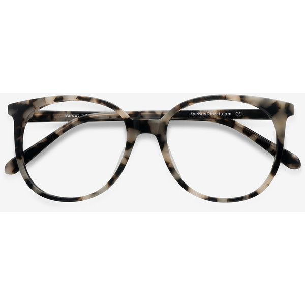 ac4dfdb94d Women s Bardot - Ivory Tortoise square - 16557 Rx Eyeglasses ( 35) ❤ liked  on Polyvore featuring accessories