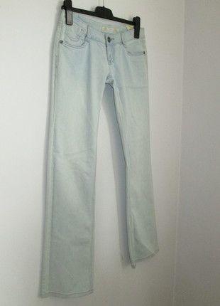 Nowe jeansy 17,90 zł  Kup mój przedmiot na #vintedpl http://www.vinted.pl/damska-odziez/dzinsy/8658768-nowe-spodnie-jeansowe-jeansy-dzinsy