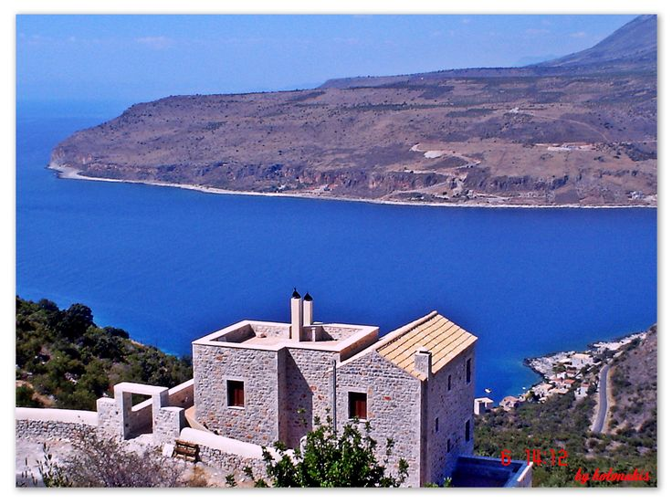 GREECE CHANNEL   Mani