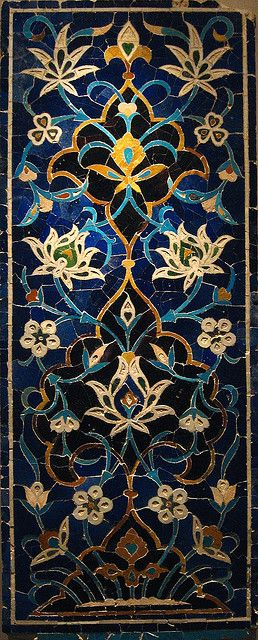 Persian mosaic on flickr I LOVE mosaics