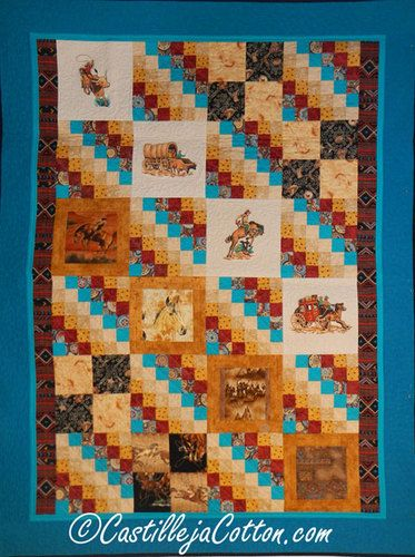 950 best images about Cowboy Quilt Ideas on Pinterest Wild west cowboys, Rag quilt and Rodeo