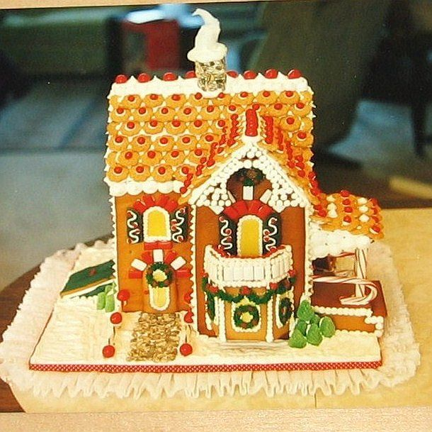 Simple Gingerbread House Recipe: 69 Best Gingerbread House Decorating Ideas Images On