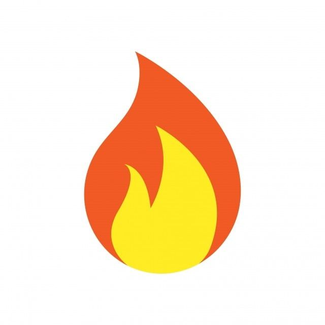 Fire Logo Icon Design Template Vector Flame Clipart Fire Icons Logo Icons Png And Vector With Transparent Background For Free Download Fire Icons Logo Icons Icon Design