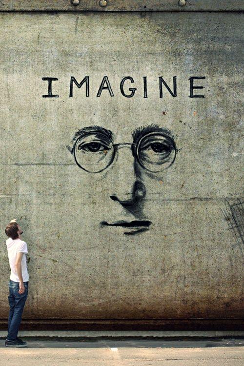 Imagine s'associe avec JOHN LENNON
