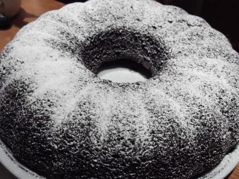 Κέικ σοκολάτας νηστίσμο