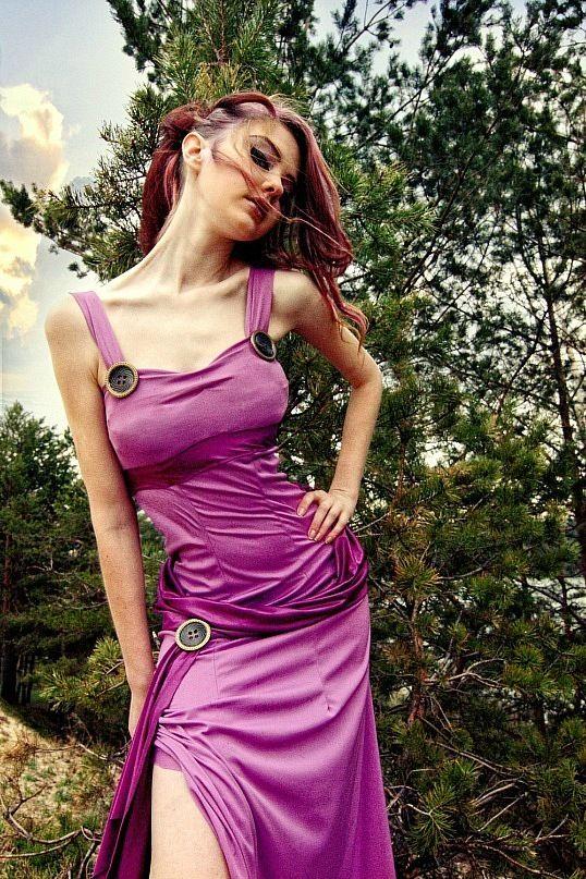 Megara - disney-princess-WANT this outfit!