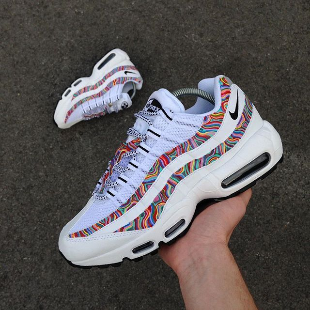 Nike Airmax 95 x Customs • Tag a friend who would love these!