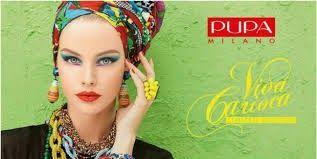 simo make-up: Collezione Pupa Viva Carioca 2014