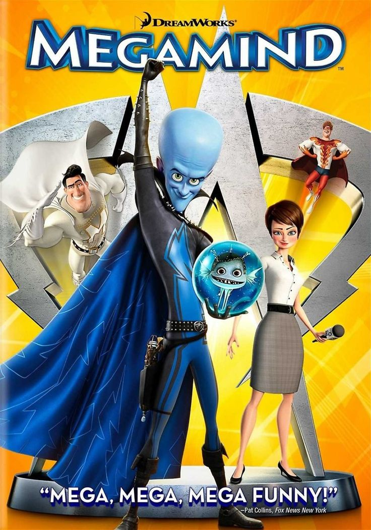 MegaminD (With images) Megamind movie, Good movies on