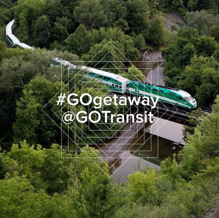This summer GO Transit is taking you to the heart of adventure with their  with their new seasonal route to Niagara-on-the-Lake kicking off in July. Here's 5 stops to experience on your own #GoGeta...