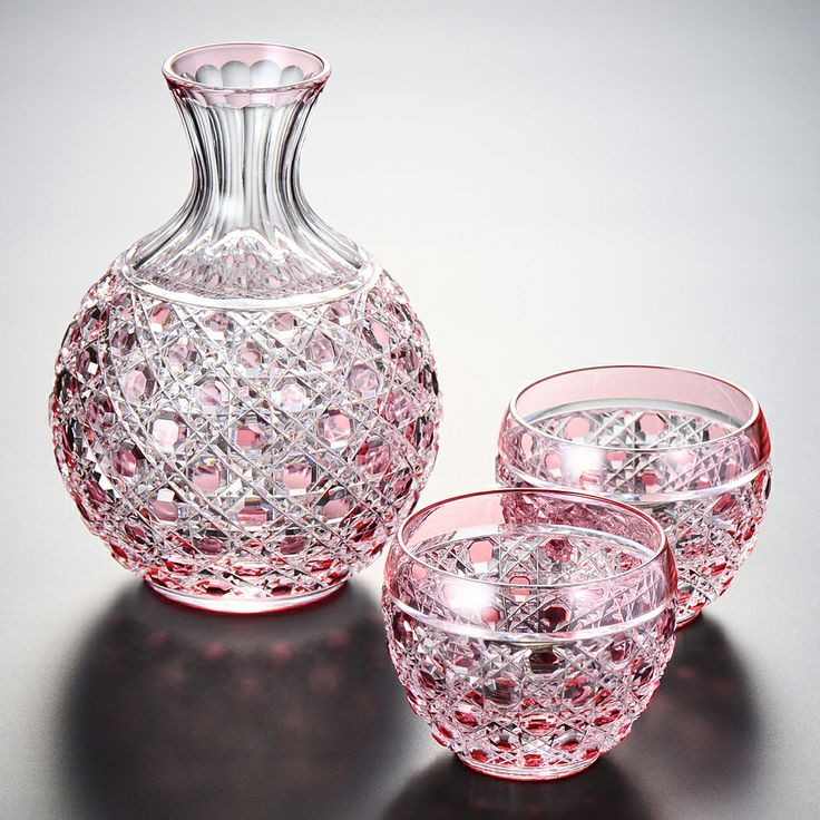 EdoKiriko * Japanese glass 江戸切子