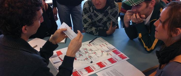 Pondera - a team brainstorming game  - Stefan Lydal