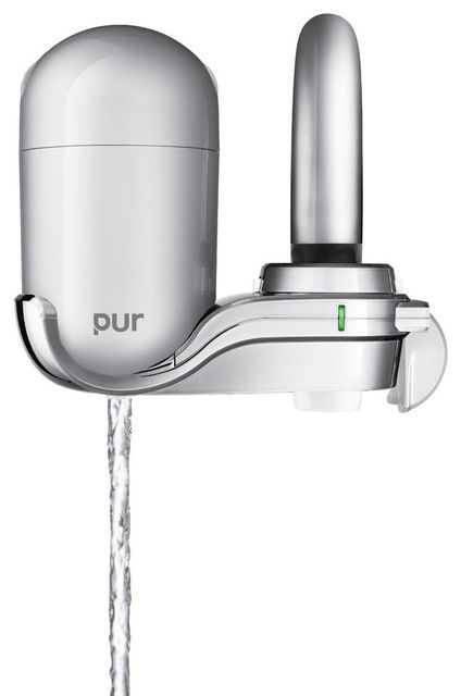 Pur 3 Stage Faucet Filter contemporary-water-filtration-systems