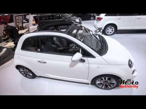2014 Fiat 500c GQ Edition: Toronto Auto Show