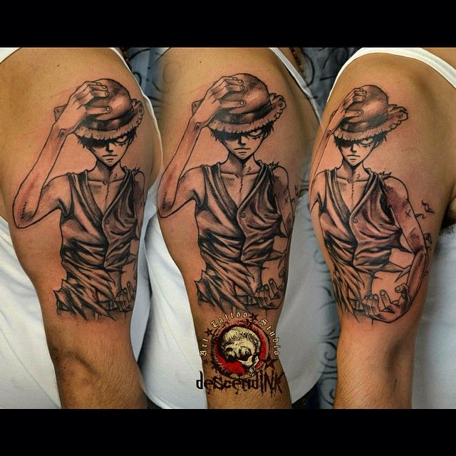 16 best images about One Piece Tattoo on Pinterest ...