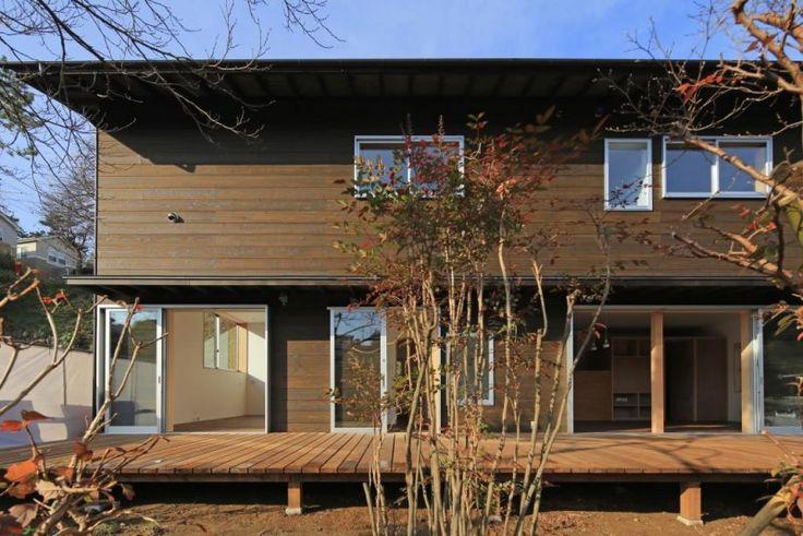 早田雄次郎建築設計事務所 | 「 片瀬の家 」一般住宅設計/早田 雄次郎 | 神奈川県 | 建築家WEB|japan architects