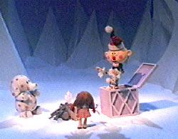 Rudolph:  Island of Misfit Toys