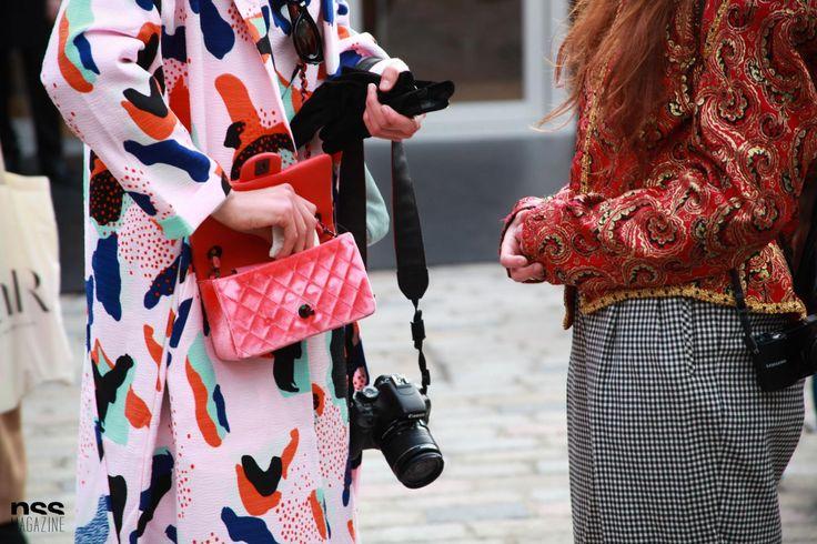 London Women Fashion Week FW15 - Part 1