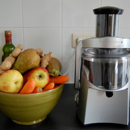 5 Juicing Machines Worth Buying. Also google the Fusion juicer a newer quieter and no need pre-cutting your ingredients creation..