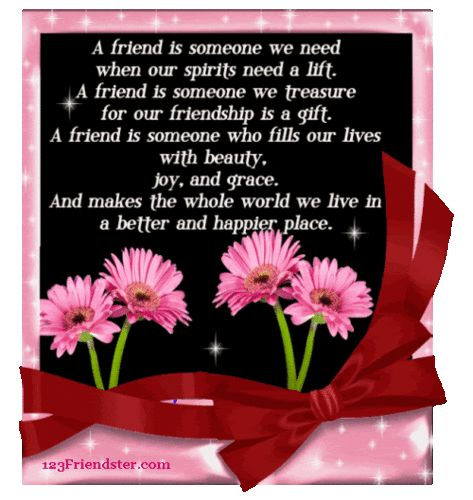 A friend is someone we need when our spirits need a lift... friendship quote friend friendship quote friend quote graphic