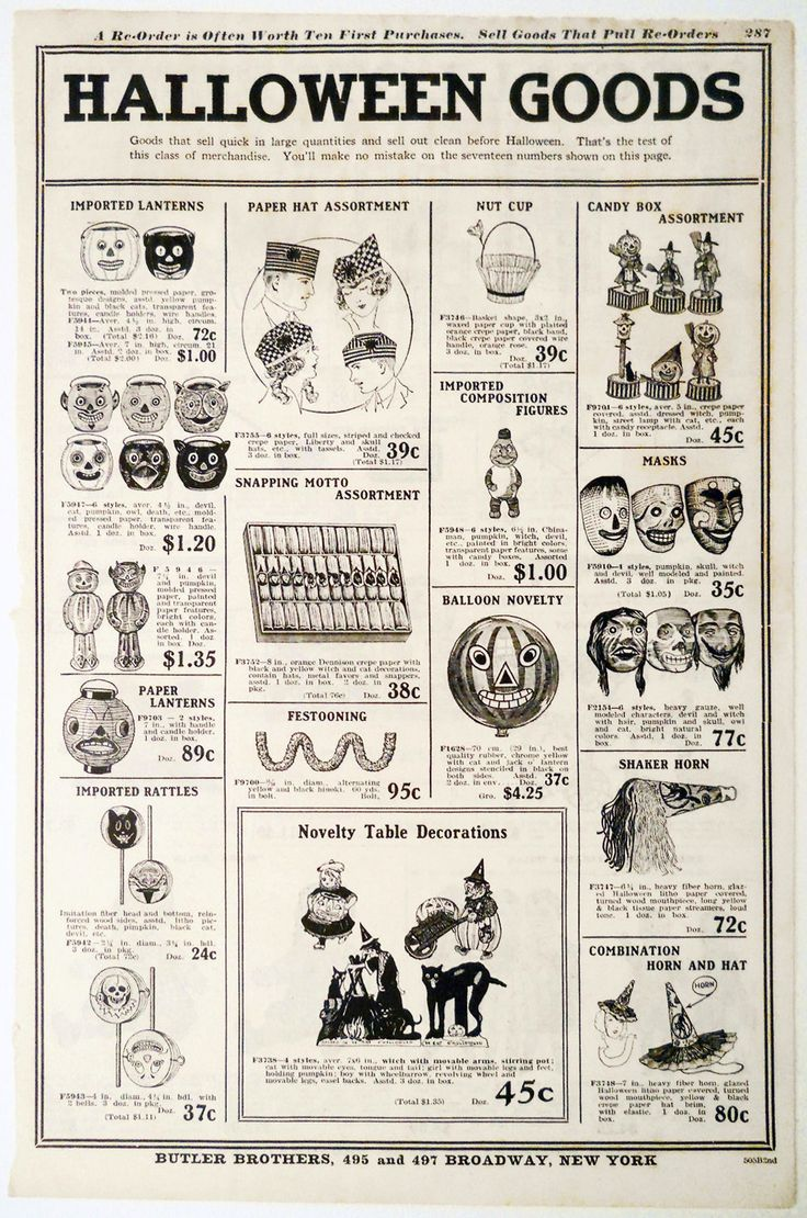 top 25 best vintage halloween crafts ideas on pinterest black white halloween halloween. Black Bedroom Furniture Sets. Home Design Ideas