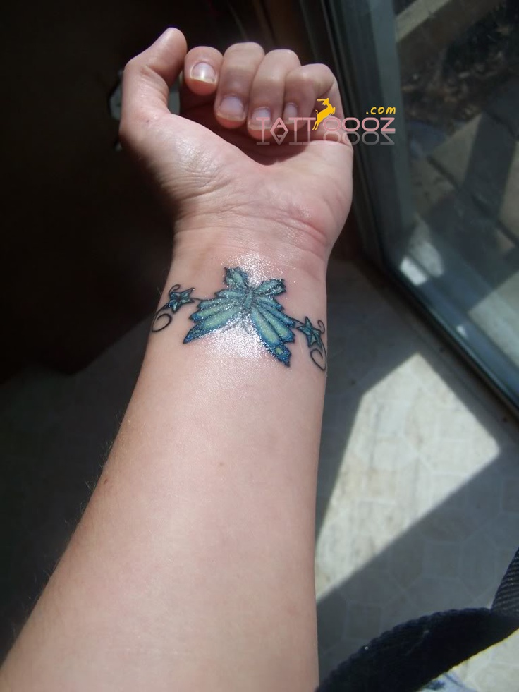 A Butterfly Tattoo on Wrist Gallary Meaning Tumblr,A