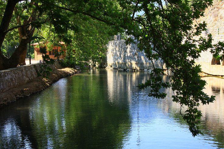 Πηγές ποταμού Ευρώτα