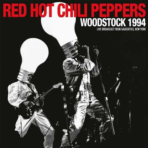 Red Hot Chili Peppers Woodstock 1994 Import 2LP Deluxe Edition Double LP Red Hot Chili Peppers played the penultimate spot on the site's North Stage on the Saturday night, the first gig the band would