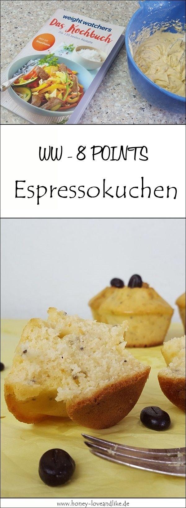 Kleine Weight Watchers Espressokuchen – so lecker ist abnehmen