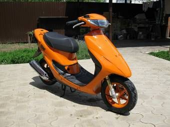 2003 Honda LIVE DIO ZX Pictures