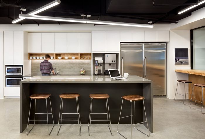 Locale workstations enable people to seamlessly transition between working together or alone