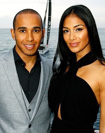 Nicole Scherzinger's Boyfriend Lewis Hamilton Hints at Possible Marriage Proposal