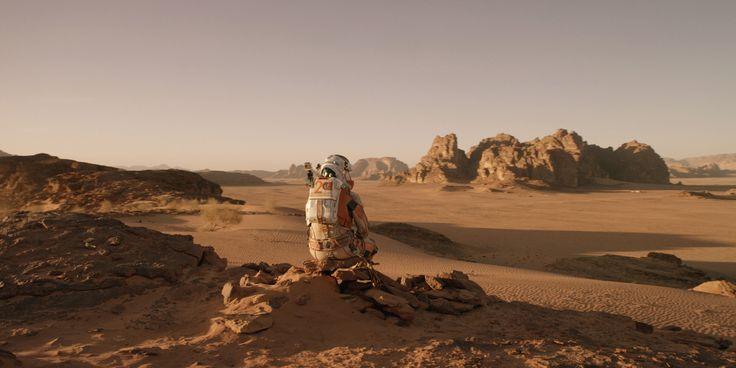 Marte - Películas con ADN viajero: ¿quién ganará el Oscar?