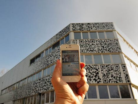 qrcodes arhitecture - Google Search