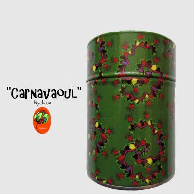 #nyakossi #box #green #decorating #thé #tea #boite