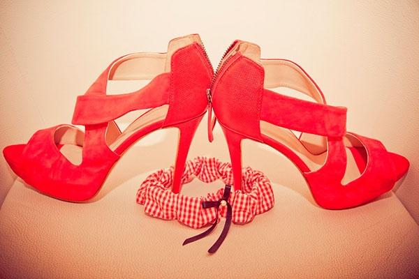 свадебный туфли #wedding #shoes #red
