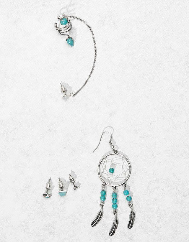Jewellery - WOMAN - Accessories - Bershka Turkey