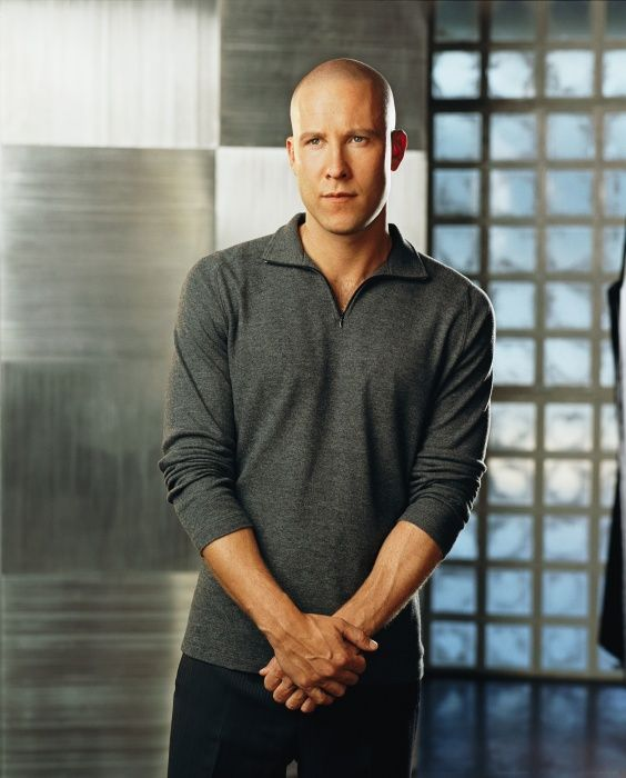 Smallville Season 3 - Michael Rosenbaum as Lex Luthor