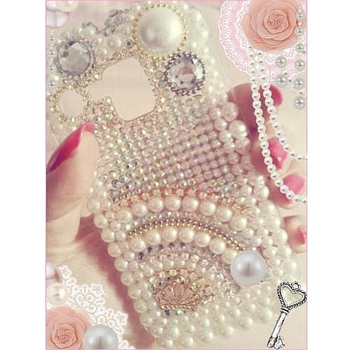 Wedding mobile phone case for iPhone-This product is handmade one.-$54