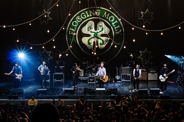 Flogging Molly @ Stage AE