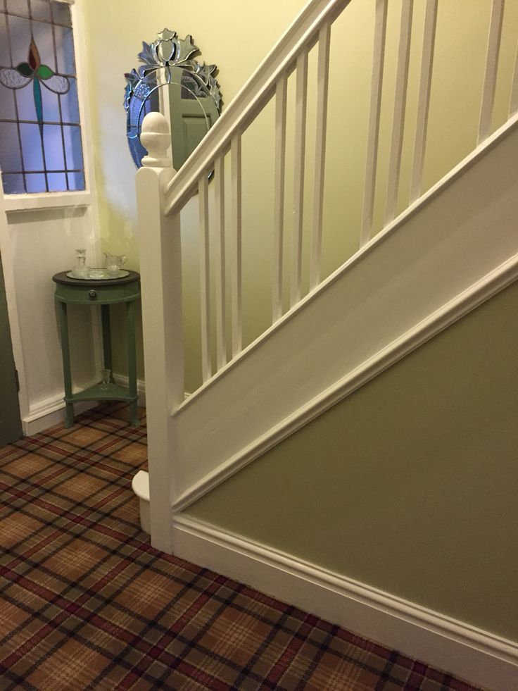 1000 images about hallway ideas on pinterest paint for Green ground farrow and ball